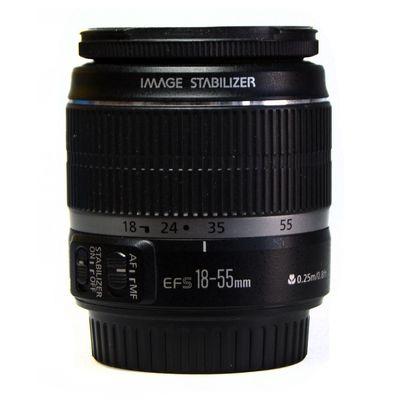 Für weitere Info hier klicken. Artikel: Canon EF-S 3,5-5,6/18-55mm IS -G-