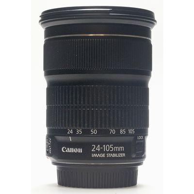 Für weitere Info hier klicken. Artikel: Canon EF-S 3,5-5,6/24-105mm IS -Second Hand-