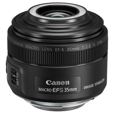 Für weitere Info hier klicken. Artikel: Canon EF-S 2,8/35 IS STM Makro Canon EF-S