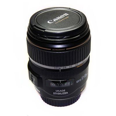 Für weitere Info hier klicken. Artikel: Canon EF-S 4,0-5,6/17-85 IS-G-