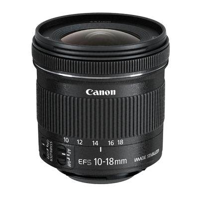 Für weitere Info hier klicken. Artikel: Canon EF-S 4,5-5,6/10-18 IS STM Canon EF-S