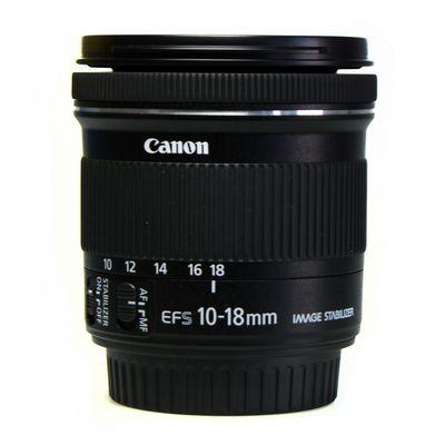 Für weitere Info hier klicken. Artikel: Canon EF-S 4,5-5,6/10-18mm STM -G-