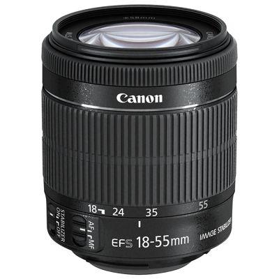 Für weitere Info hier klicken. Artikel: Canon EF-S 4-5,6/18-55 IS STM Canon EF-S