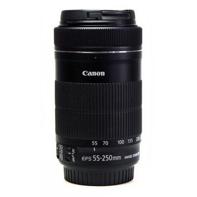 Für weitere Info hier klicken. Artikel: Canon EF-S 4-5,6/55-250mm IS STM -G-