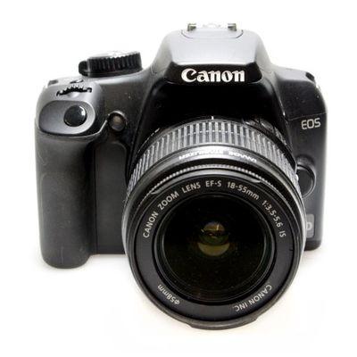 Für weitere Info hier klicken. Artikel: Canon EOS 1000D mit 18-55mm IS