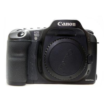 Für weitere Info hier klicken. Artikel: Canon EOS 10D Gehäuse -G-
