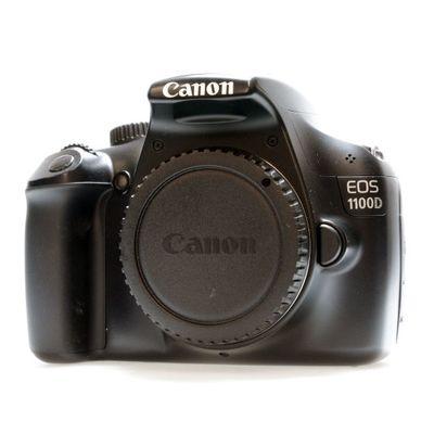 Für weitere Info hier klicken. Artikel: Canon EOS 1100D Gehäuse -G-