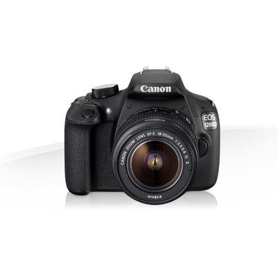 Für weitere Info hier klicken. Artikel: Canon EOS 1200D,EF-S 18-55 IS II antrazit