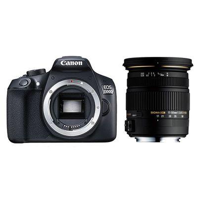 Für weitere Info hier klicken. Artikel: Canon EOS 1300D,Sigma 17-50 EX DC HSM