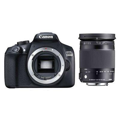 Für weitere Info hier klicken. Artikel: Canon EOS 1300D,Sigma 18-300 DC Macro OS HSM