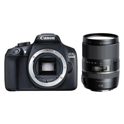 Für weitere Info hier klicken. Artikel: Canon EOS 1300D,Tamron 16-300 Di II VC PDZ