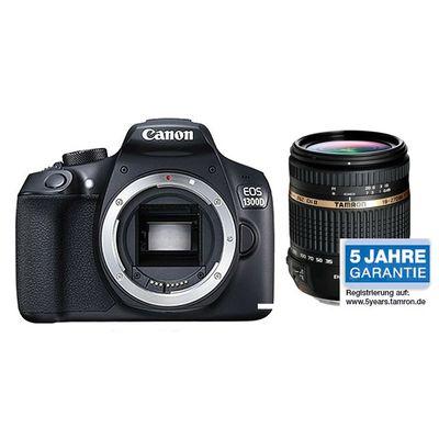 Für weitere Info hier klicken. Artikel: Canon EOS 1300D,Tamron 18-270 Di II PZD