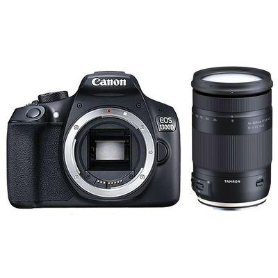 Für weitere Info hier klicken. Artikel: Canon EOS 1300D, Tamron AF 3,5-6,3/18-400 Di II VC HLD