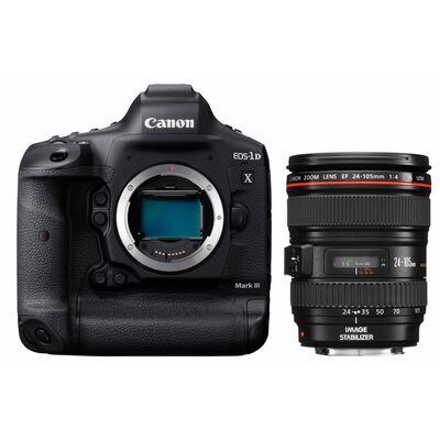 Für weitere Info hier klicken. Artikel: Canon EOS 1D X Mark III + EF 24-105mm f/4,0 L IS II USM