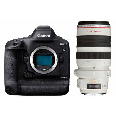 Für weitere Info hier klicken. Artikel: Canon EOS 1D X Mark III + EF 28-300mm f/3,5-5,6 L IS USM