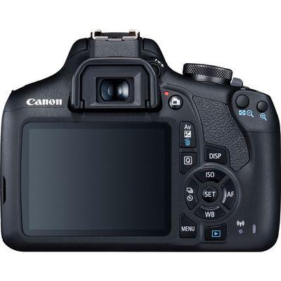 Für weitere Info hier klicken. Artikel: Canon EOS 2000D + EF-S 18-200 mm IS schwarz, Peter Hadley Special Kit