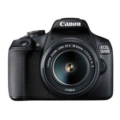 Für weitere Info hier klicken. Artikel: Canon EOS 2000D, EF-S 3,5-5,6/18-55 IS II