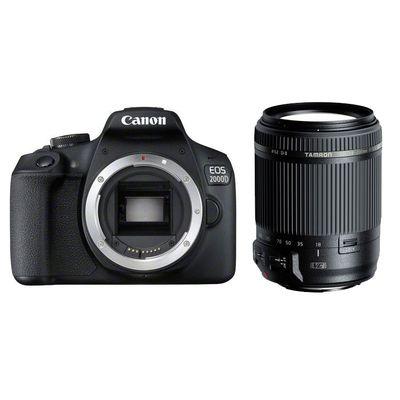 Für weitere Info hier klicken. Artikel: Canon EOS 2000D + Tamron 3,5-6,3/18-200 Di II VC Canon EF-S