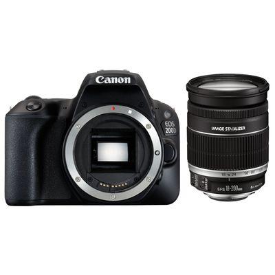 Für weitere Info hier klicken. Artikel: Canon EOS 200D + EF-S 18-200mm f/3,5-5,6 IS