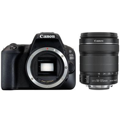 Für weitere Info hier klicken. Artikel: Canon EOS 200D EF-S 3,5-5,6 / 18-135mm IS STM