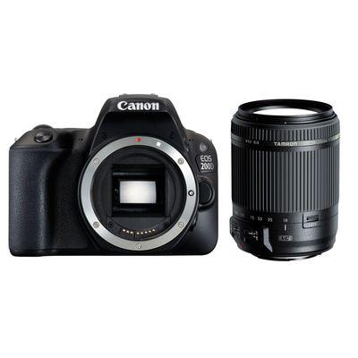 Für weitere Info hier klicken. Artikel: Canon EOS 200D, Tamron 3,5-6,3/18-200 Di II VC Canon EF-S