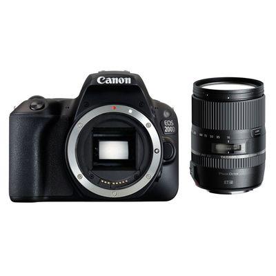 Für weitere Info hier klicken. Artikel: Canon EOS 200D, Tamron AF 3,5-6,3/16-300 Di II VC PZD Canon EF-S