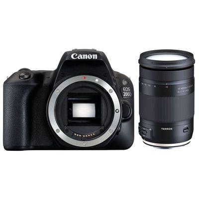 Für weitere Info hier klicken. Artikel: Canon EOS 200D, Tamron AF 3,5-6,3/18-400 Di II VC HLD