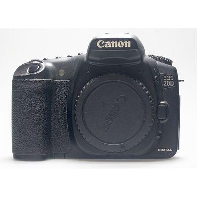 Für weitere Info hier klicken. Artikel: Canon EOS 20D Gehäuse -G-