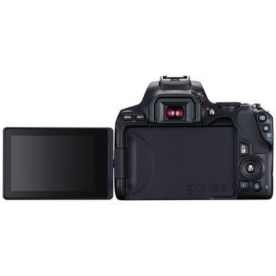 Für weitere Info hier klicken. Artikel: Canon EOS 250D + EF-S 18-135mm f/3,5-5,6 IS STM schwarz