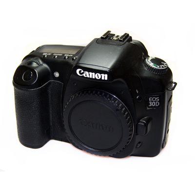 Für weitere Info hier klicken. Artikel: Canon EOS 30D Gehäuse -G-