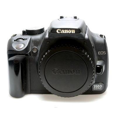 Für weitere Info hier klicken. Artikel: Canon EOS 350D Gehäuse -D-