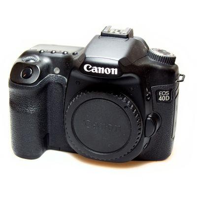 Für weitere Info hier klicken. Artikel: Canon EOS 40 D -G-