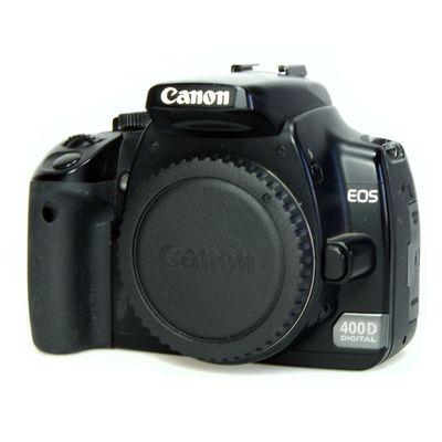 Für weitere Info hier klicken. Artikel: Canon EOS 400D Gehäuse -G-
