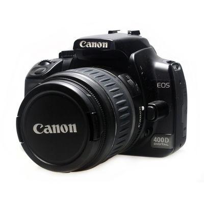 Für weitere Info hier klicken. Artikel: Canon EOS 400D mit 3,5-5,6/18-55mm EF-S II -G-