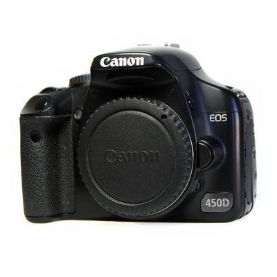 Für weitere Info hier klicken. Artikel: Canon EOS 450D Gehäuse -G-