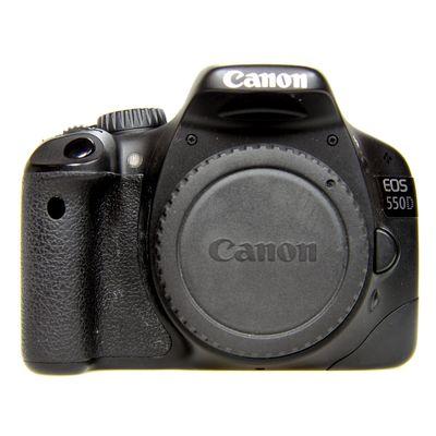 Für weitere Info hier klicken. Artikel: Canon EOS 550D Gehäuse -Second Hand-