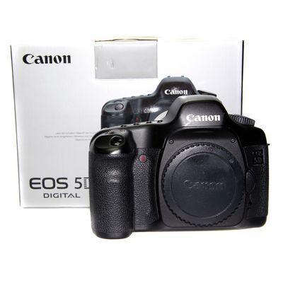 Für weitere Info hier klicken. Artikel: Canon EOS 5D Gehäuse -Second Hand-