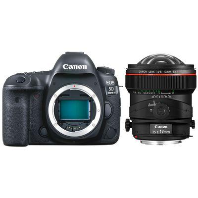 Für weitere Info hier klicken. Artikel: Canon EOS 5D Mark IV, EF 17mm f/4,0 TS-E L