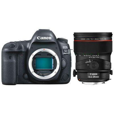 Für weitere Info hier klicken. Artikel: Canon EOS 5D Mark IV, EF 24mm f/3,5 TS-E L II