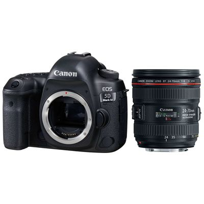 Für weitere Info hier klicken. Artikel: Canon EOS 5D Mark IV + EF 24-70mm f/4,0 L IS USM