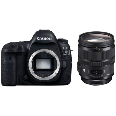 Für weitere Info hier klicken. Artikel: Canon EOS 5D Mark IV, Sigma AF 2,8/ 24-70 DG OS A