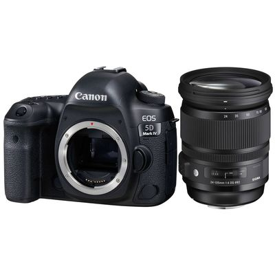 Für weitere Info hier klicken. Artikel: Canon EOS 5D Mark IV, Sigma AF 4,0/24-105 DG OS HSM A