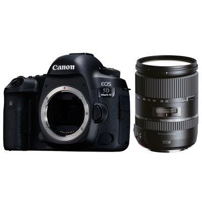 Für weitere Info hier klicken. Artikel: Canon EOS 5D Mark IV+ Tamron AF 28-300mm Di VC PZD