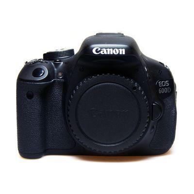 Für weitere Info hier klicken. Artikel: Canon EOS 600 D Gehäuse -G-