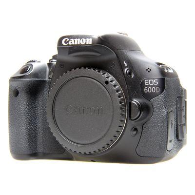 Für weitere Info hier klicken. Artikel: Canon EOS 600D Gehäuse -Second Hand-