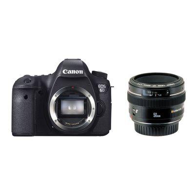 Für weitere Info hier klicken. Artikel: Canon EOS 6D + Canon EF 1,4/50 USM Canon EF