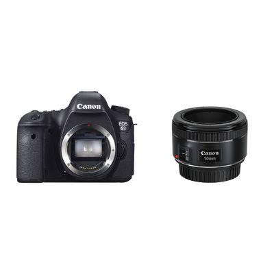 Für weitere Info hier klicken. Artikel: Canon EOS 6D + Canon EF 1,8/50 STM Canon EF