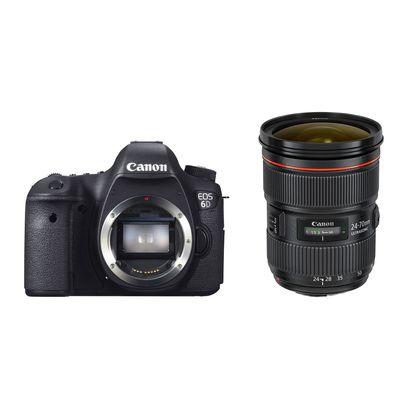 Für weitere Info hier klicken. Artikel: Canon EOS 6D + Canon EF 2,8/24-70 L II USM Canon EF