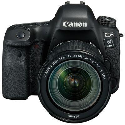Für weitere Info hier klicken. Artikel: Canon EOS 6D Mark II, EF 24-105 1:3,5-5,6 IS STM