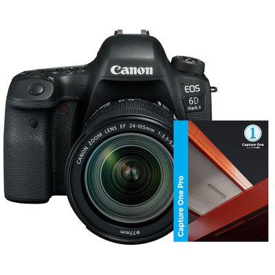 Für weitere Info hier klicken. Artikel: Canon EOS 6D Mark II, EF -24-105 + Capture One Pro 12